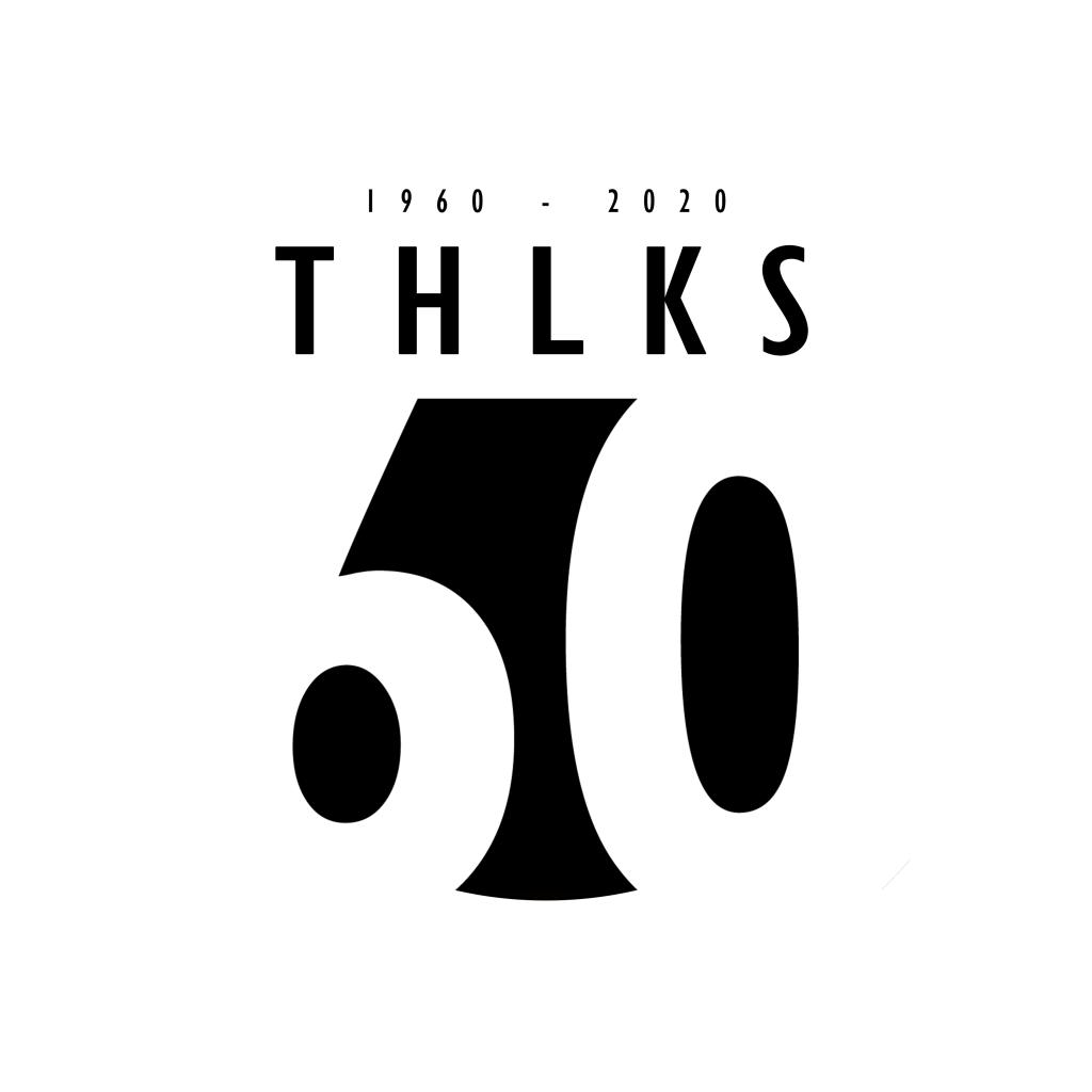 THLKS 60 Juhlavuoden logo